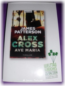 James Patterson Ave Maria